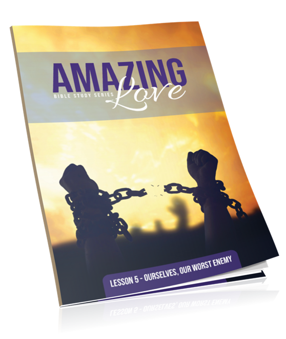 In His Image Ministries - Bible Study Lesson 5