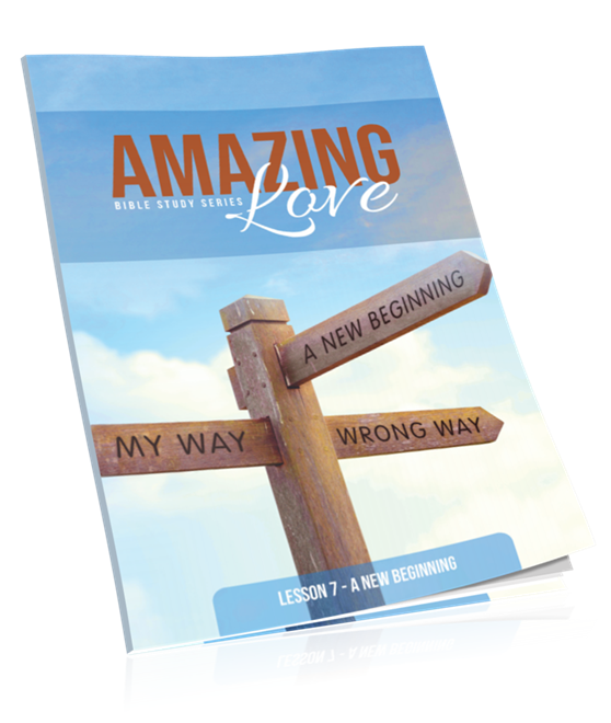 In His Image Ministries - Bible Study Lesson 7